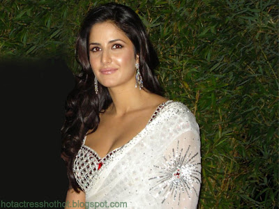 katrina kaif hot pics in a saree