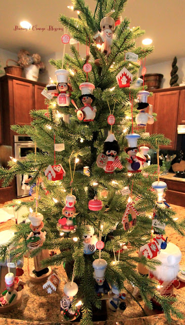 Steinbach and Ulbricht Ornament Tree