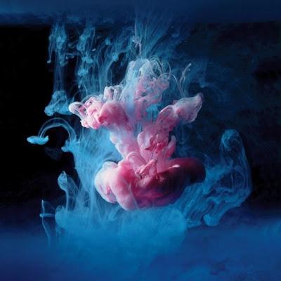 الرسم الابداعي تحت الماء