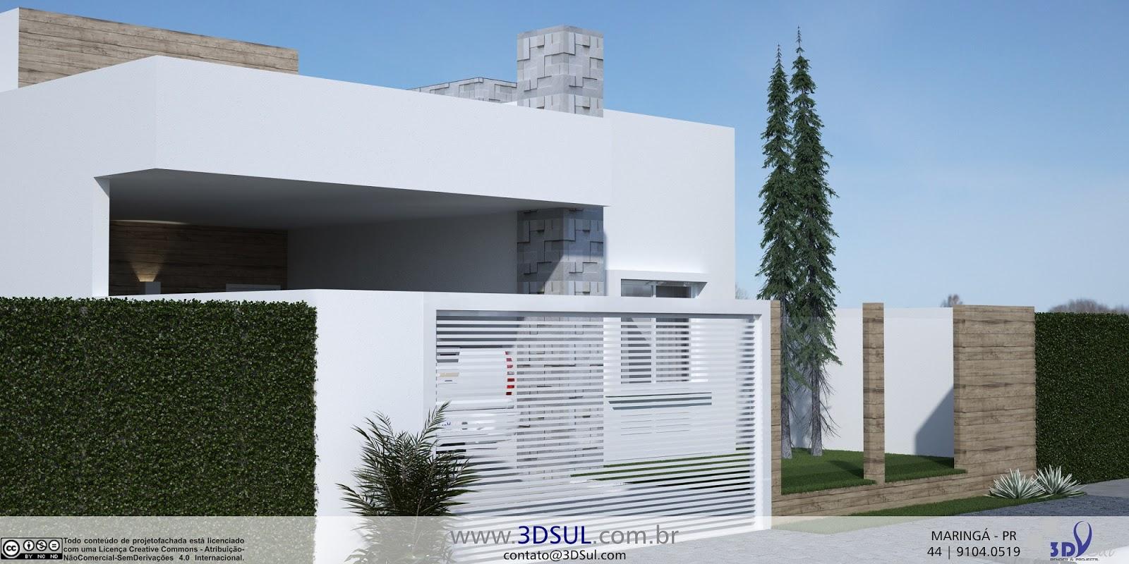 3dsul Maquete Eletr Nica 3d Arquitetura 3d Fachada