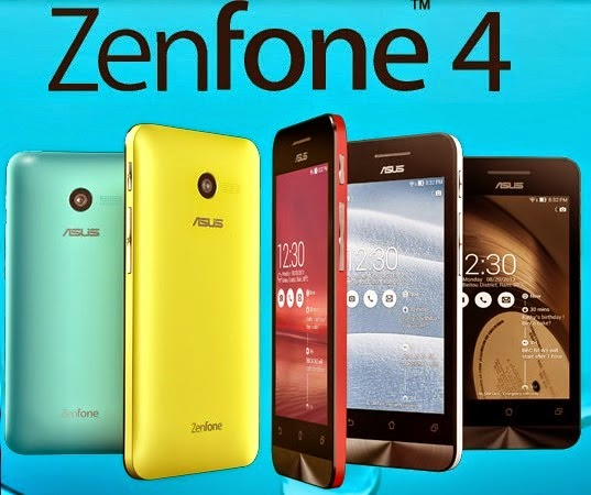 Asus zenfone 4 price in india, and full phone specifications