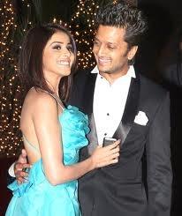 Pasangan Ritesh Deshmukh-Genelia D'Souza