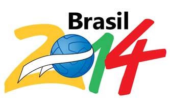 Logo Brazil 2014 World Cup 2014