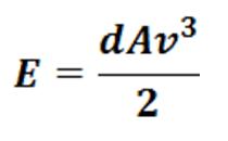 calculo potencia rotor