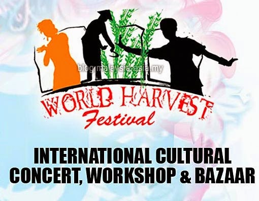 World Harvest Festival 2015