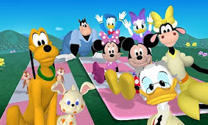 Walt Disney Mickey Mouse ClubHouse Wallpaper