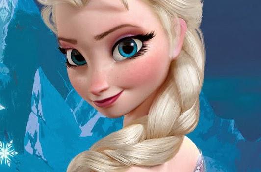 le blog de delphine maquillage inspir de la reine des neiges. Black Bedroom Furniture Sets. Home Design Ideas