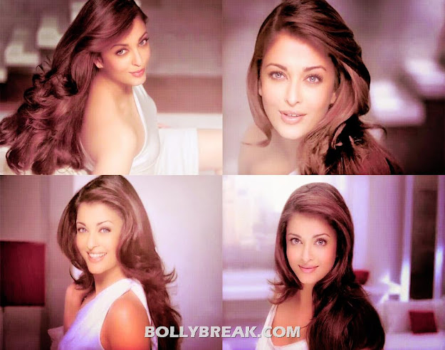 Aishwarya Rai L'Oreal Hair Wallpaper