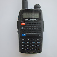 Baofeng UV-5RC Dual Band VHF-UHF with FM Radio