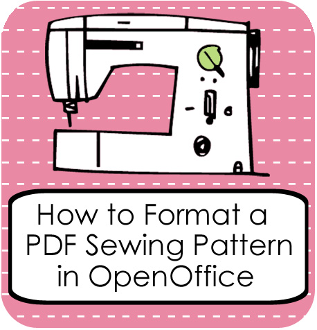 Sewing By Stephanie: Pattern Making