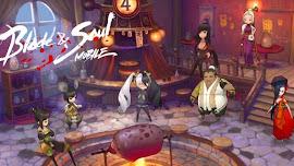 Phiên bản di động của Blade and Soul tung trailer đầu tiên