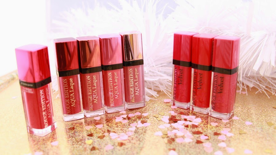 bourjois packaging rouge edition