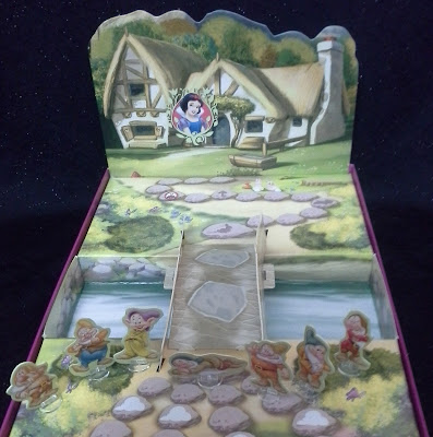 Pamuk Prenses ve yedi Cüceler,  kutu oyunu,  oyuncak alışverişi, kaliteli zaman