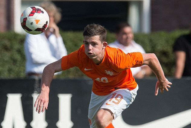 Buitink is a free-scoring striker at youth level (Picture: Getty)