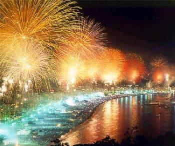 Feliz Ano Novo Semeando Vida