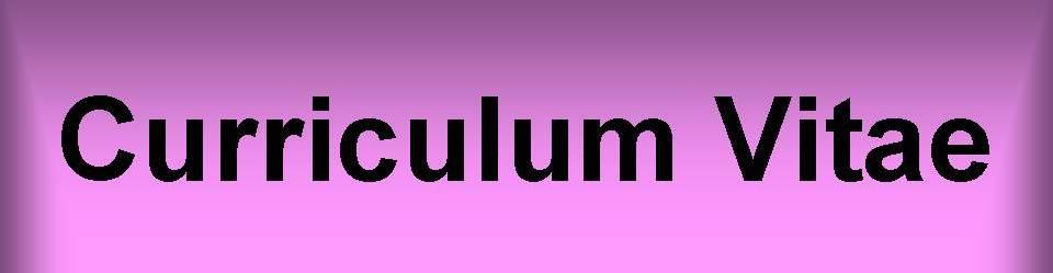 CURRICULUM VITAE DOCENTE