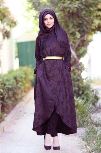 Trend Baju Muslim Hijab Gaul dan Modern Terbaru 2017/2018