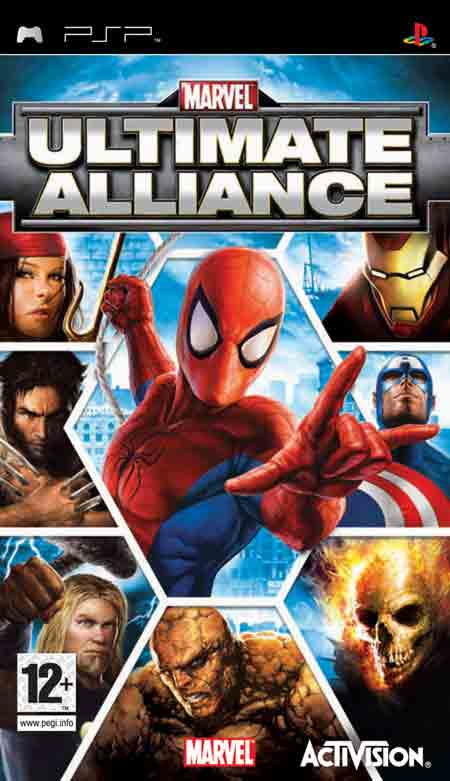 Descarga marvel ultimate alliance cso para psp