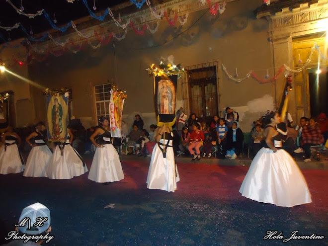 """Estandartes """"La Virgen que Forjo la Patria"""""""
