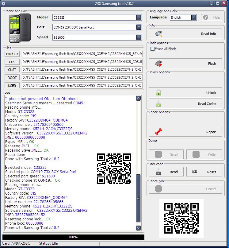 Установка Драйвера Z3X Samsung