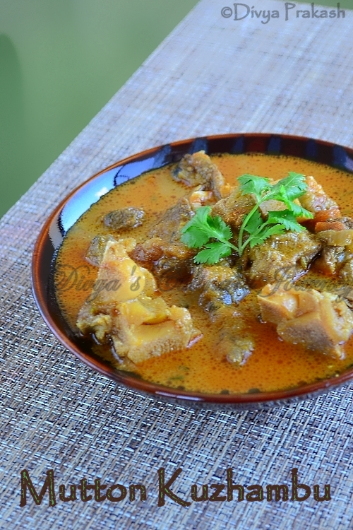 Mutton gravy recipe, lamb gravy