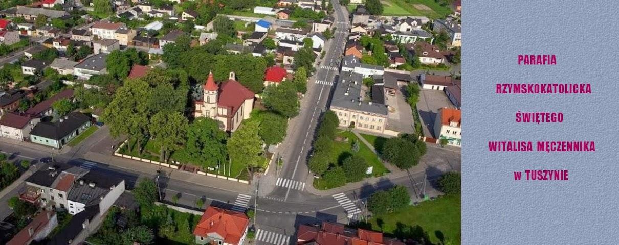 Rzymskokatolicka Parafia Świętego Witalisa w Tuszynie