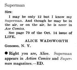 Alice Wadsworth letter