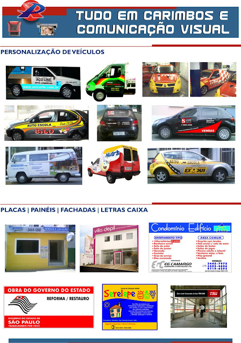 Personalização de Veículos e Painéis