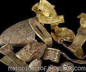 Top 10 Archaeological Discoveries by Alltime10s