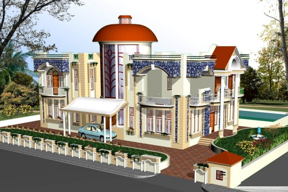 Amazing 3D Model Building Design 590 x 393 · 83 kB · jpeg