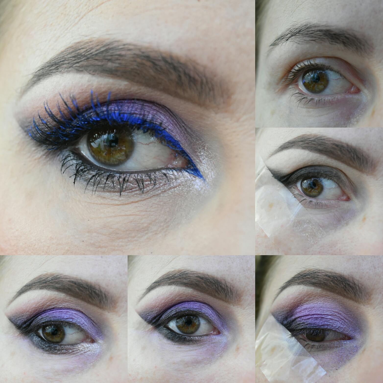 Kolorowy Makijaż Imprezowy Dla Początkujących Krok Po Kroku