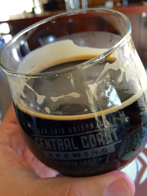 Central Coast Stenner Creek Oatmeal Stout 3