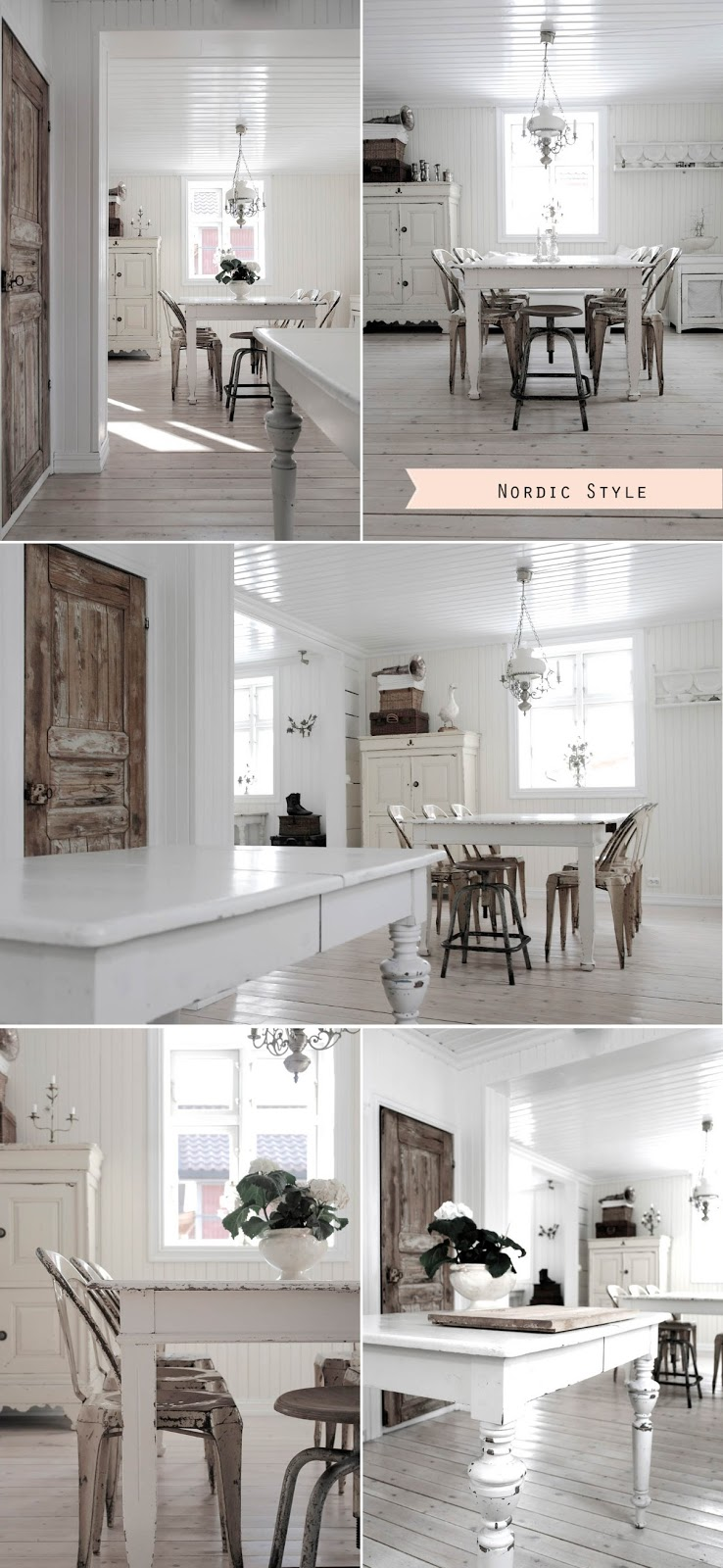Stile nordico vs stile industriale   shabby chic interiors