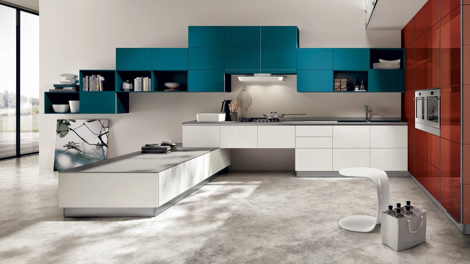 Cozinhas Modernas Da Empresa Scavolini Car Interior Design #054F5B 1600 900