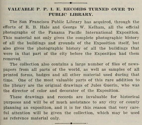 Municipal Record, 1924