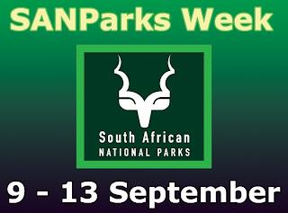 SANParks Week - 2013