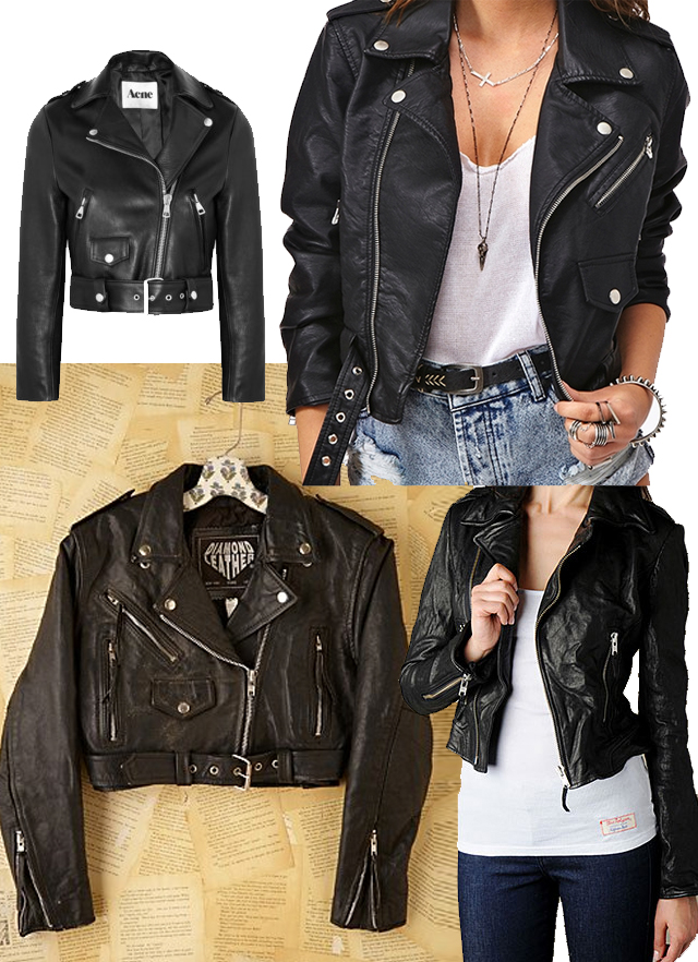 vintage biker jackets, new biker jackets, leather biker jacket