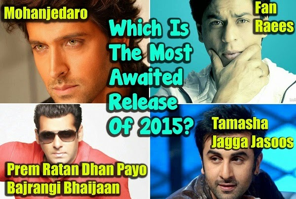 List of Upcoming bollywood movies in 2015 with releasing date | Bollywood Movies in 2015