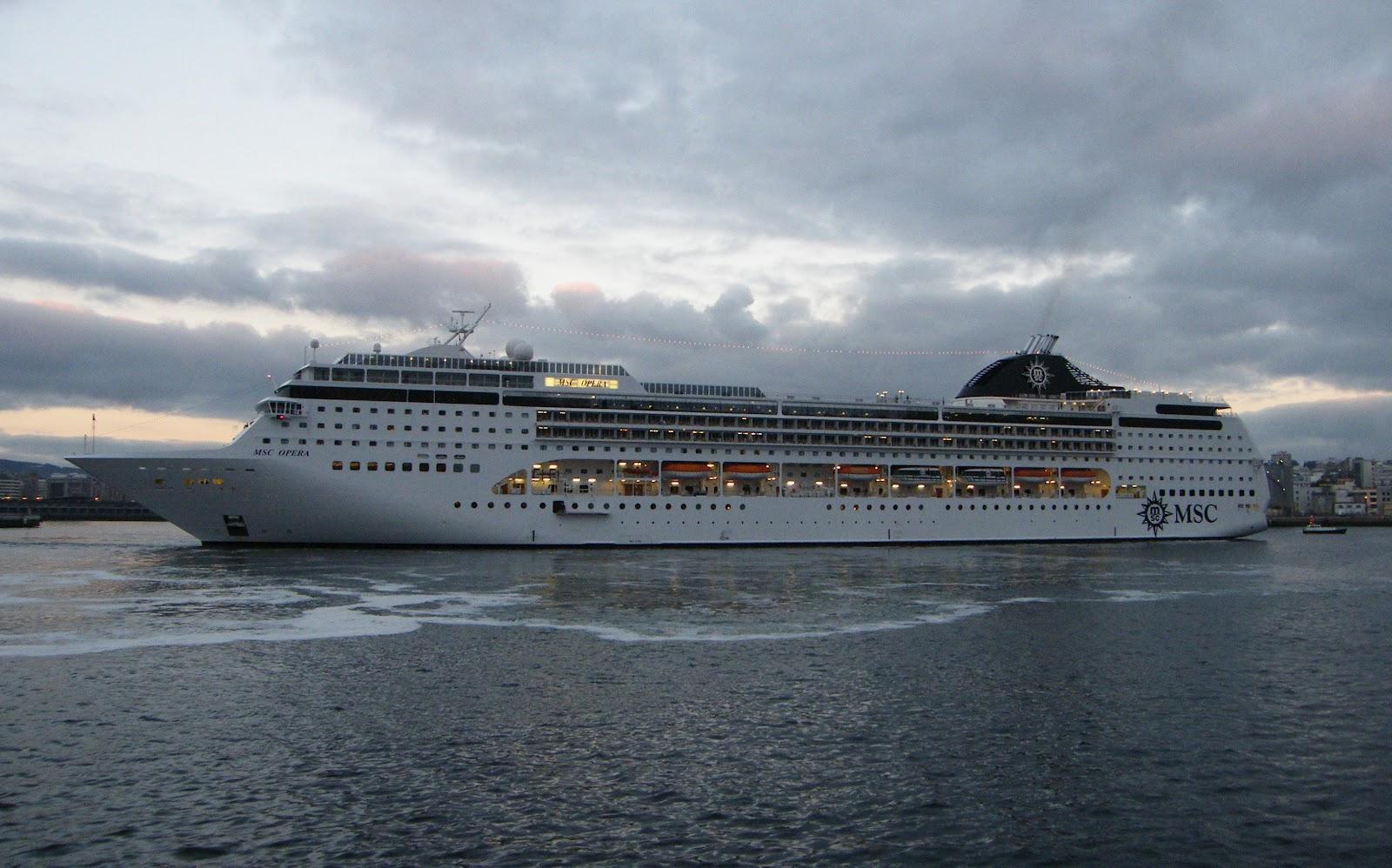 Cruceros en la ciudad de cristal el barco del mes - Mes del crucero ...