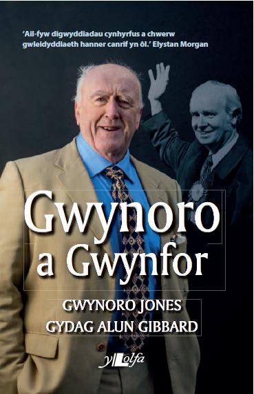 Book: Gwynoro a Gwynfor