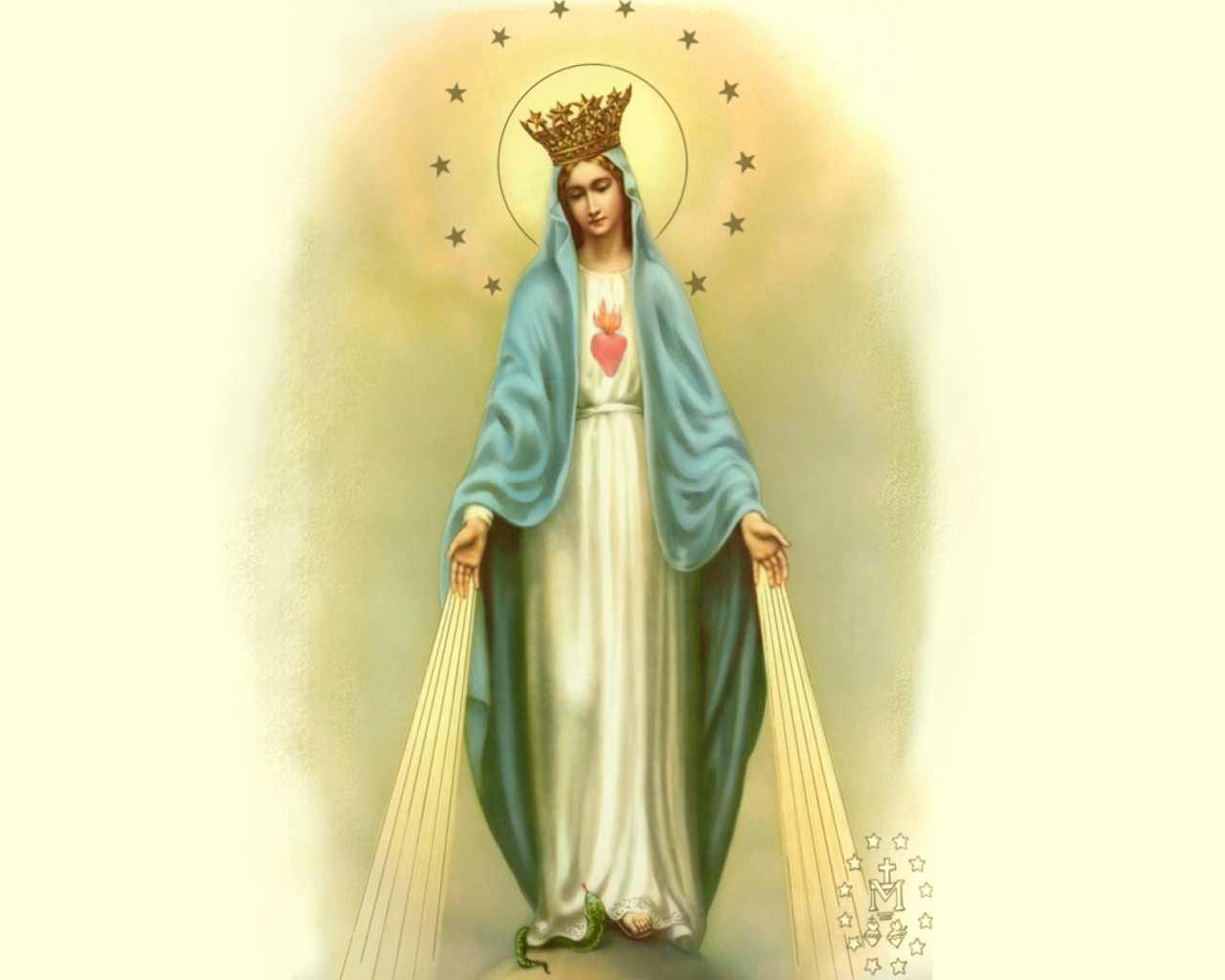 blessed virgin mary - photo #24