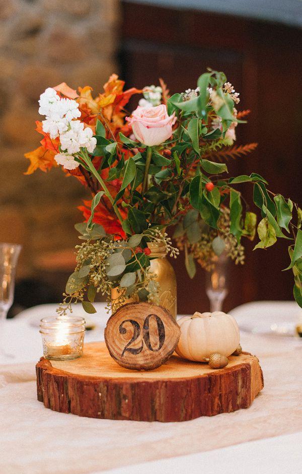 Mason Jar Wedding Centerpieces 15 Unique For a woodland wedding