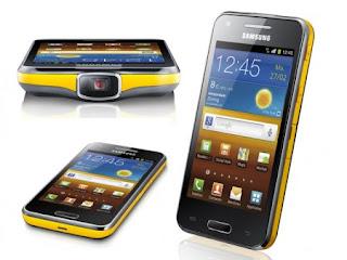Gambar Hp Samsung I8530 Galaxy Beam