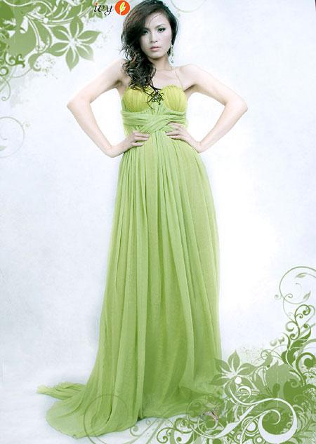 Vietnamese Miss Pham Thi Ngoc Ha