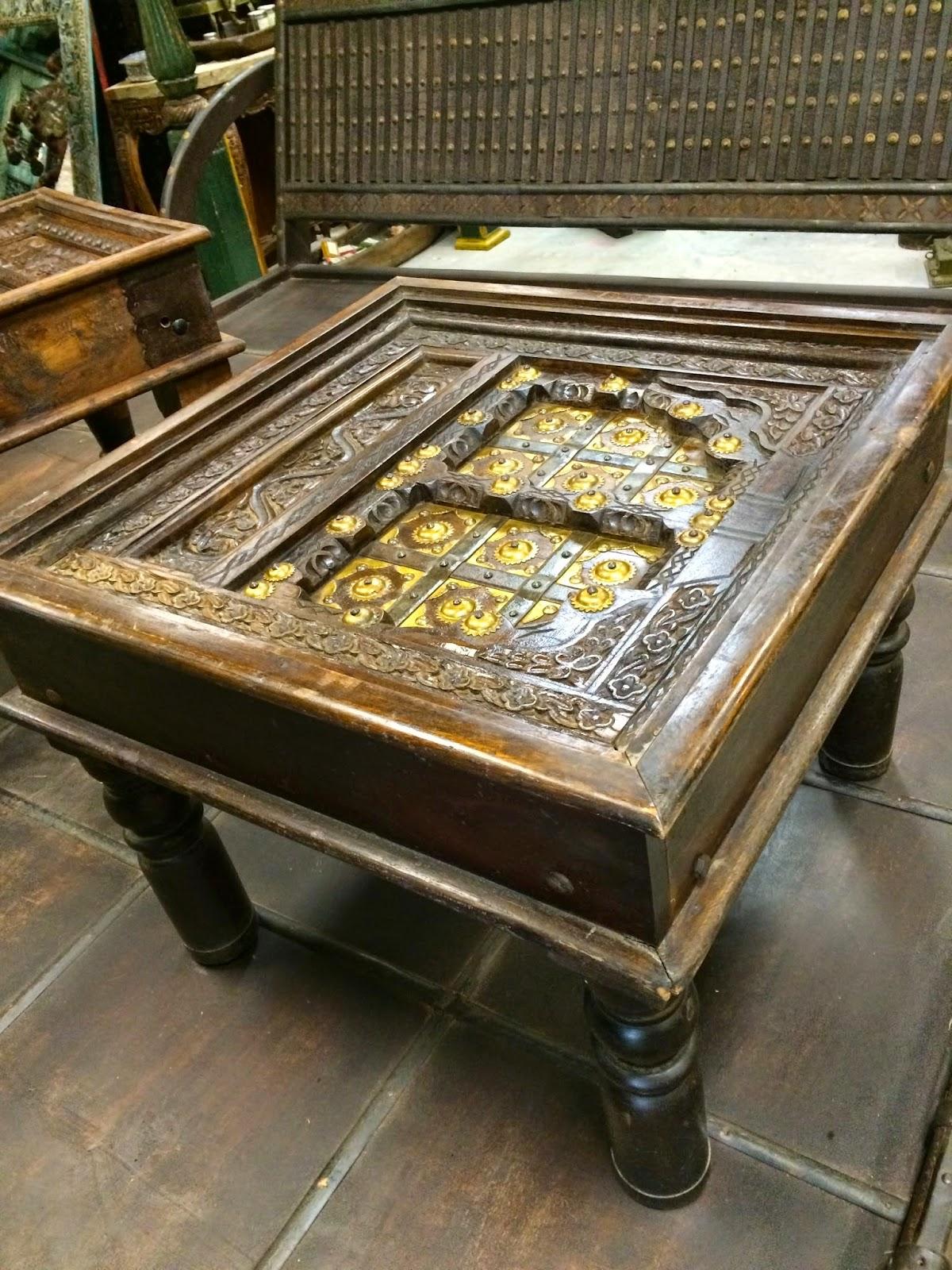 Indian Wooden Furnitures December 2014