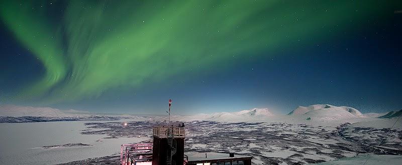 abisko aurora skystation