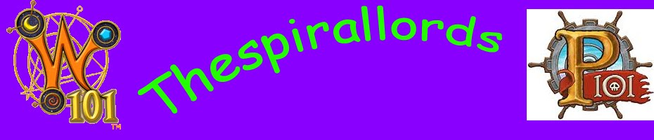 The Spiral Lords