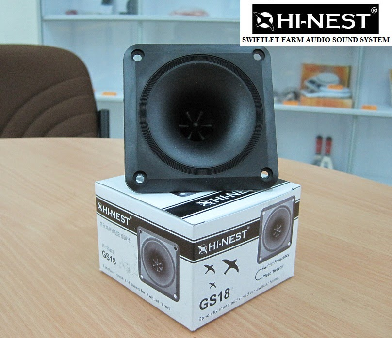 HINEST GS18 POWER TWEETERS