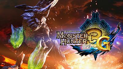 Monster Hunter Tri G