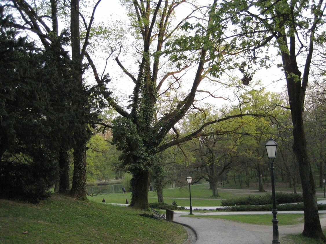 Parkovi grada Zagreba Maksimir+1